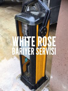 White Rose bariyer tamiri